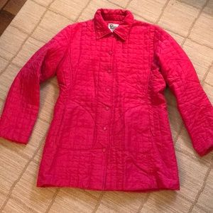 Lilly Pulitzer quilted cost (white label)